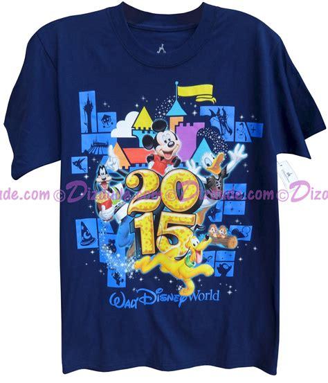 design a shirt disney dizdude com walt disney world 2015 blue adult t shirt