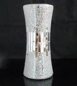Where To Buy Cheap Glass Vases by Handicraft Silver Decorative Cheap Mirror Flower Glass