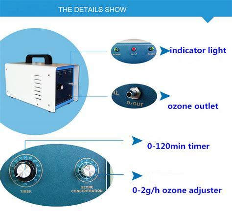 ozone generator for home ozone generator water generator