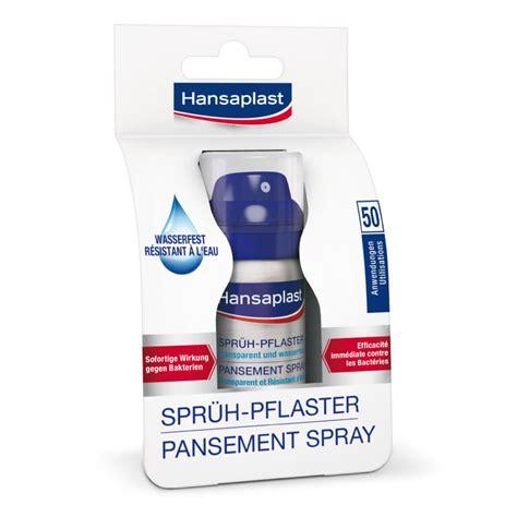 Hansaplast Plaster Transparant hansaplast spr 252 h pflaster 1er pack 1x 32 ml de