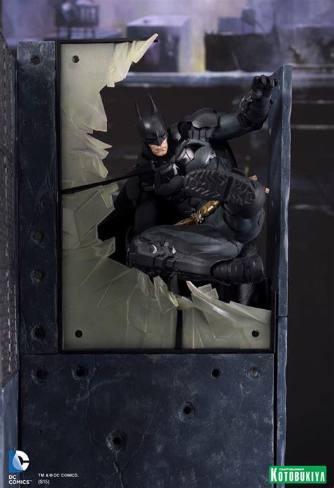 Batman Vs Arkham Set Kotobukiya Artfx 2pcs Toys toyzmag 187 batman vs the arkham artfx