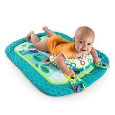 bright starts tummy time mat baby play ebay