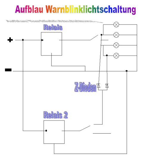 Motorrad Blinker Dauerlicht by Warnblinker Selber Bauen F 252 R Sfera Rst Technisches