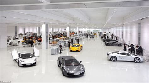 f1 factory mclaren f1 factory scientific exploration