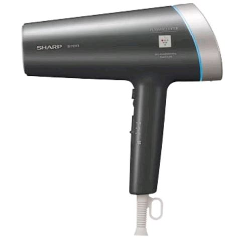 Hair Dryer In Malaysia sharp plasmacluster hair conditioning dryer black ibhd73s