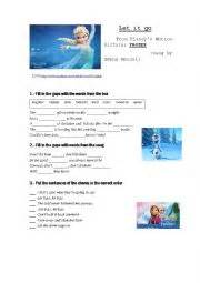 Blue planet movie worksheet movie sheets teacher party invitations