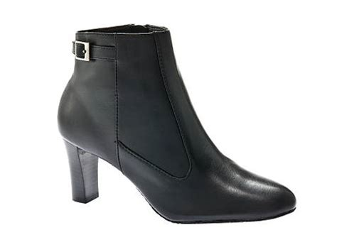liz claiborne ankle boot dsw