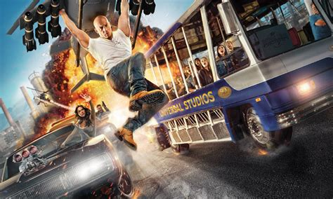 fast and furious ride quot fast furious supercharged quot theme park ride highsnobiety
