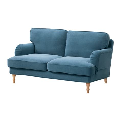 ikea blue sofa stocksund cover two seat sofa ljungen blue ikea