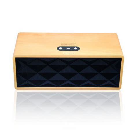 bluetooth speakers for bedroom wireless bluetooth speaker wooden portable heavy bass 3