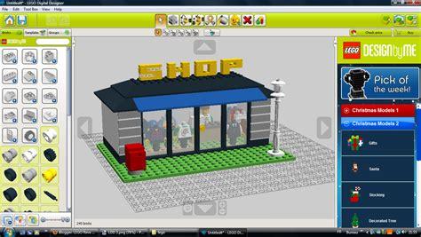 lego digital designer templates legoreve logiciel ldd lego digital designer
