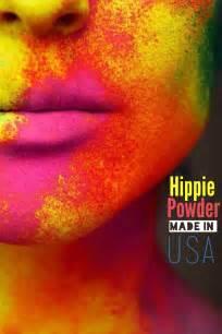 powder color powdered paint hippie powder