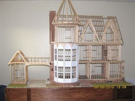 1000 Images About Custom Dollhouses On Pinterest Miniature Arches And Modern Dollhouse