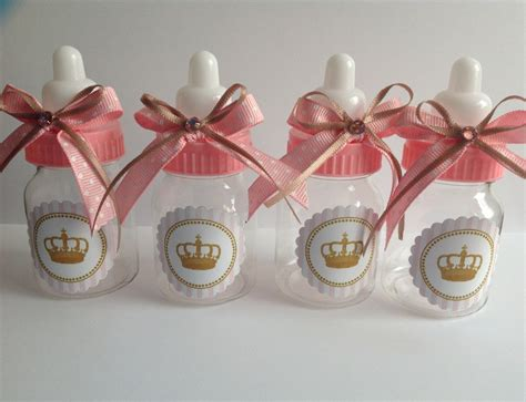 Etsy Baby Shower princess baby shower favors by marshmallowfavors on