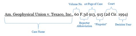 footnote format bluebook citing cases bluebook guide guides at georgetown law