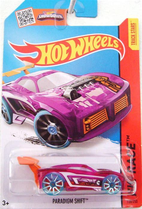 Wheels Paradigm Shift Th Reguler wheels collector 2015 basic and uper treasure hunts