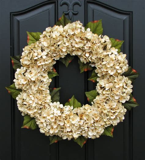 wedding decor wedding wreaths chagne front door wreath