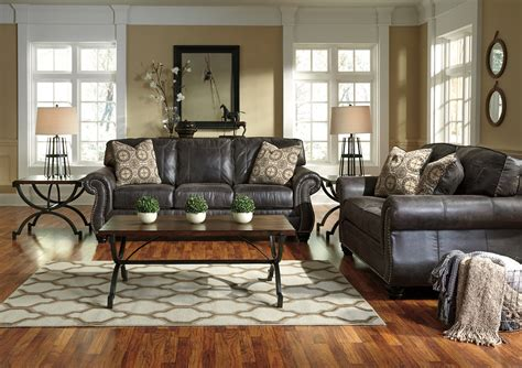 Traditional Living Room Sets Furniture by Breville Charcoal Traditional Living Room Furniture Set W