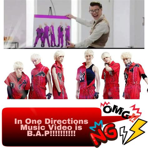 best song th b a p in one directions music video by