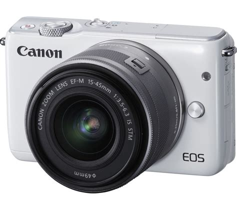 Cashback Canon Eos M10 M 10 15 45 Kit Datascript buy canon eos m10 mirrorless with 15 45 mm f 3 5 6