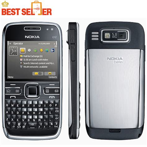 nokia qwerty phones unlocked original nokia e72 cell phones 5mp camera wifi