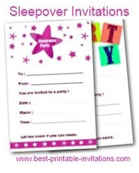 free sleepover invitation templates 1000 images about rockin on baseball