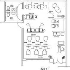 sle floorplan salons pinterest salon design barber shop floorplan design layout 820 square feet
