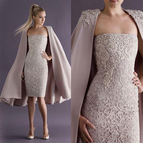 desain long dress elegan 2016 elegant strapless lace formal party gown cocktail
