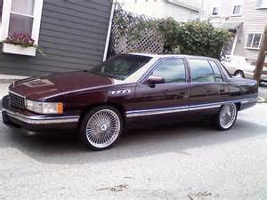 1996 Cadillac Problems Cadillac Fleetwood Coupe Lowrider Image 67