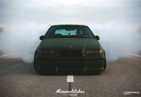 bmw e36 stanced stanced bmw 3 compact e36 187 cartuning best car tuning