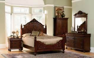 Canopy Bed Frame Queen For Sale Solid Wood Bedroom Set Co 511 Classic Bedroom