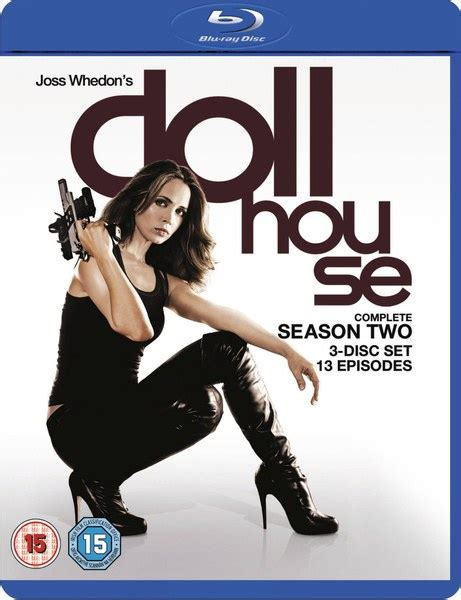 dollhouse 2 season dollhouse season 2 zavvi