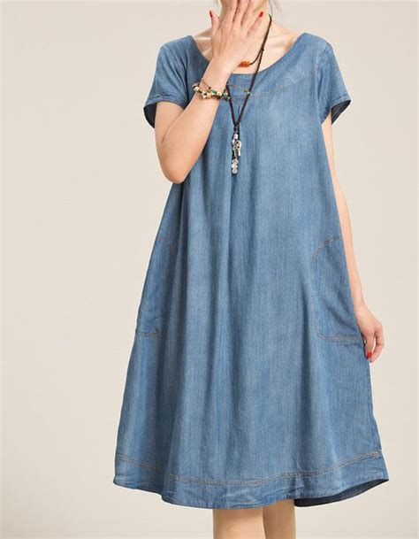 Dress Denim Onde by 25 Best Ideas About Denim Dress On