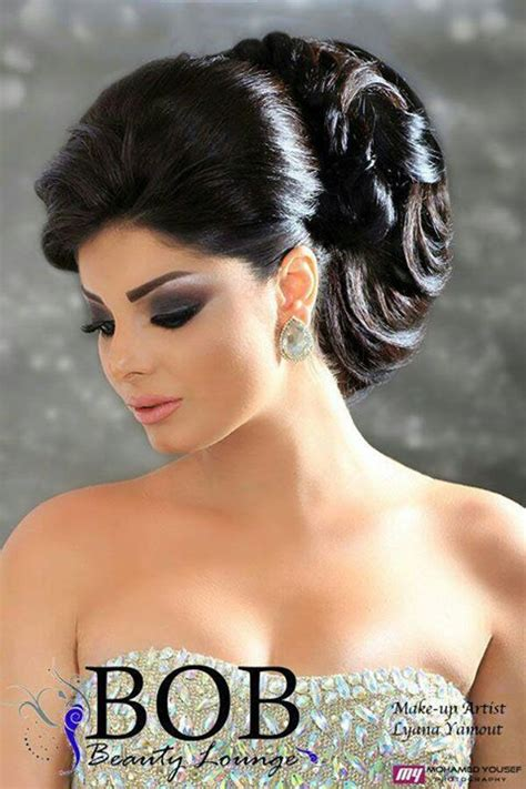 Lebanese Wedding Hairstyles Hair by Arabic Wedding Hairstyles 2014 Www Pixshark Images
