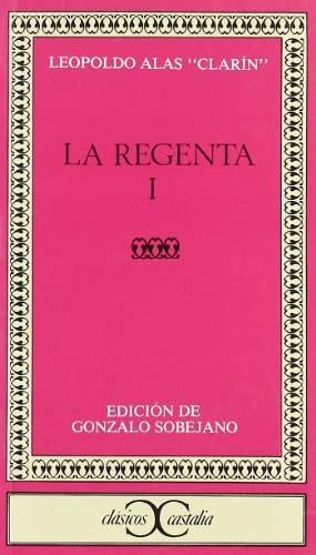 la regenta p 250 blico libros
