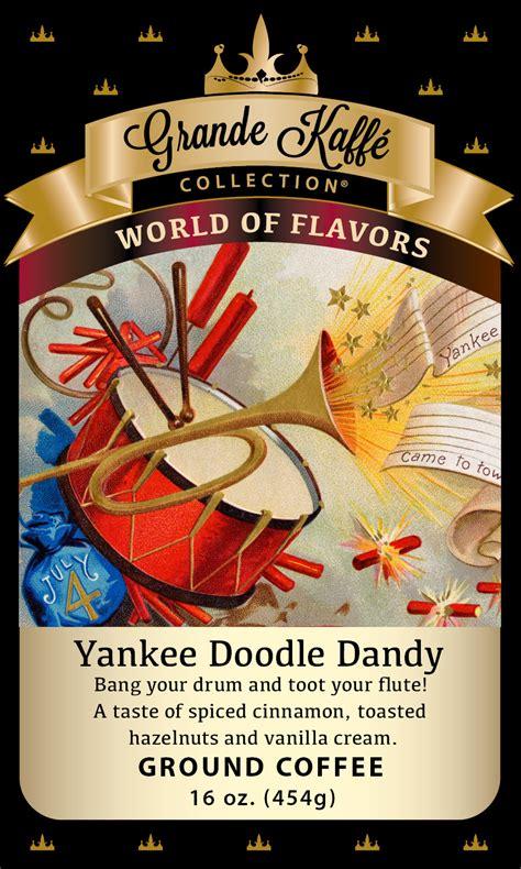 yankee doodle dandy club yankee doodle dandy coffee grande kaffe coffee