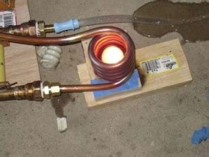induction heater follow up spiral coil current tests induction heater build your own 28 images 1000 ideas about induction heating on forging
