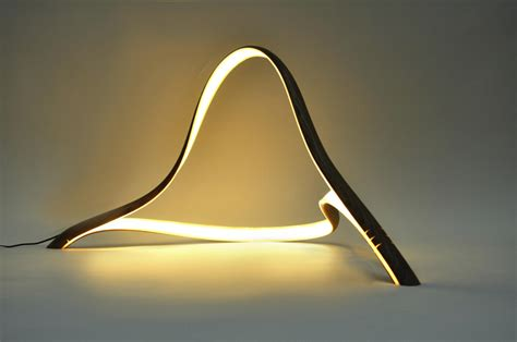 Designer Nightstand Fluidity 187 Retail Design Blog