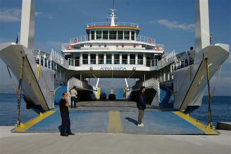 ferry boat ferryboat to eretria pentax user photo gallery