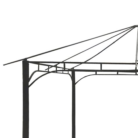 Replacement Canopy for Ribbed Pillar Gazebo   Riplock 350