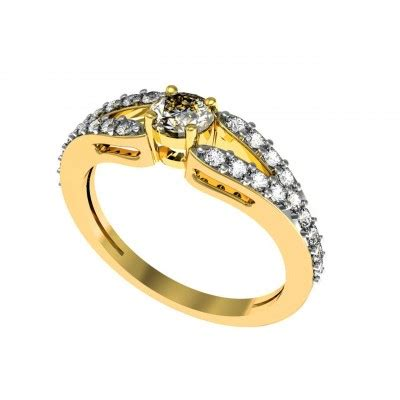 buy simple solitaire ring in india at best