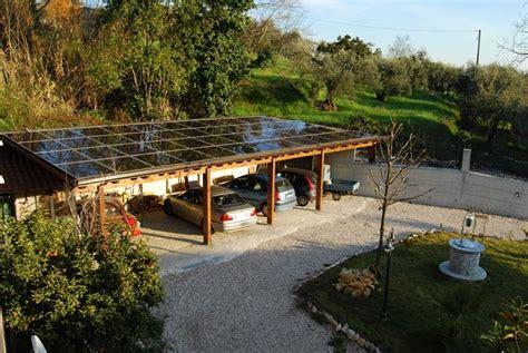 tettoie in legno usate pensiline fotovoltaiche in legno pergole e tettoie da