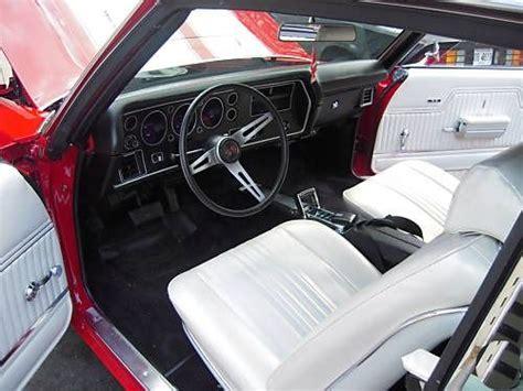 69 Chevelle Interior by Interior 69 Chevelle Project