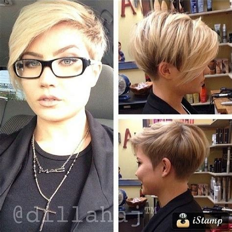 2015 pixie cuts short with glasses 2015 short pixie hairstyles with glasses