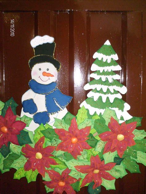 imagenes navideñas de foami im 225 genes de manualidades navide 241 as en foami imagui