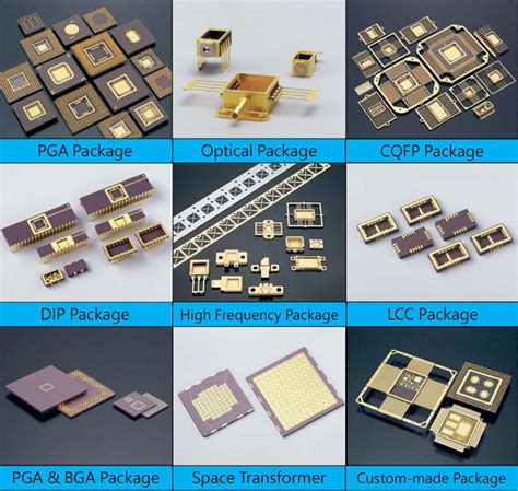 semiconductor integrated circuit package dong rong electronics co ltd