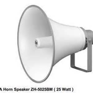 Horn Speaker Toa sell toa horn speaker zh 5025 from indonesia by cv panatelindo inticom cheap price