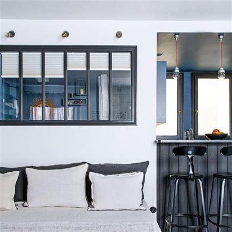 Comment Separer Une Cuisine Ouverte Sur Salon by Cuisine Semi Ouverte Maison