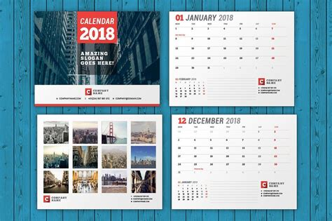 Free Indesign Calendar Template 2019