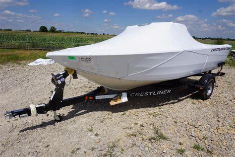 crestliner boats for sale wisconsin crestliner 1850 super hawk boats for sale in kaukauna